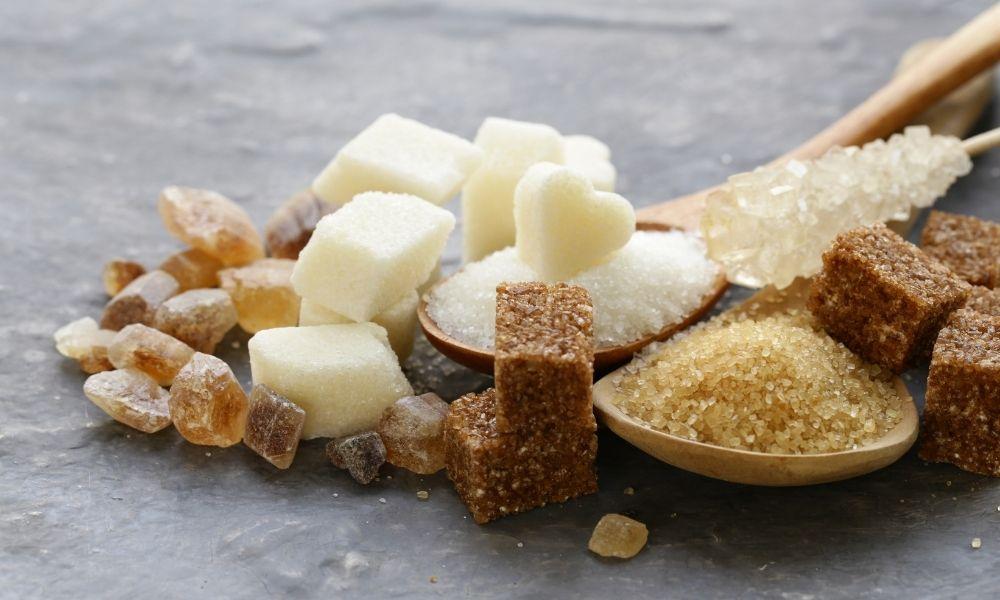 56 Verschillende namen voor suiker